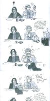 Snape Adventures by NorthAngel25