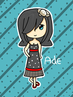 [REQUEST] Ade (REDRAW) by Totojo2