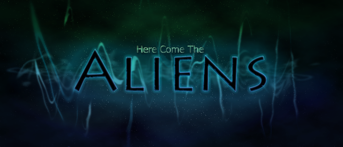Here Come the Aliens by Hairless-Wolf