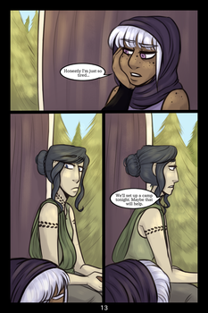 Death Puppet Page 13 by Syndrops