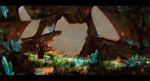 20160319 Cave Psdelux by psdeluxe
