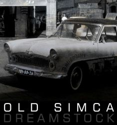 old simca by dreamstock