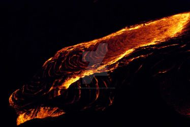 Cooling Lava by seancfinnigan
