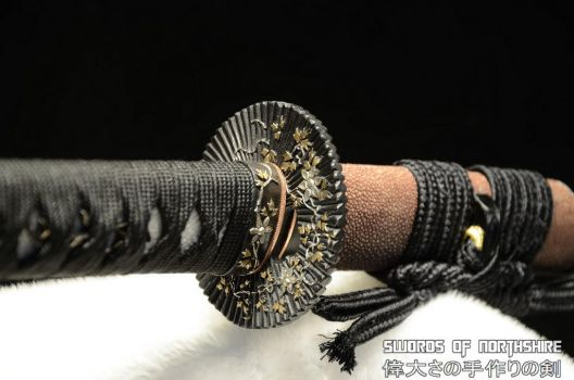Akemi T-10 High Speed Steel Katana by swordsofnorthshire