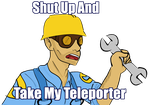 Teleporter by Quinntoph