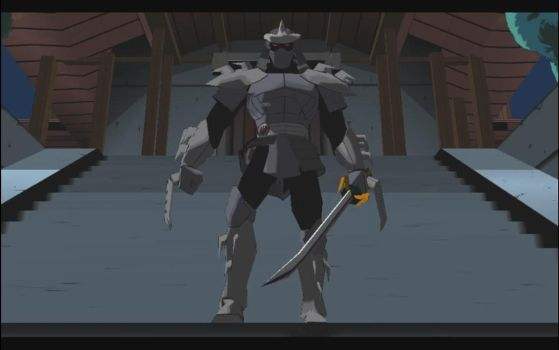 TMNT 2003 Shredder by Shredder2016