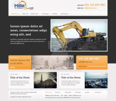 Website Home Page Design by Simanto-90
