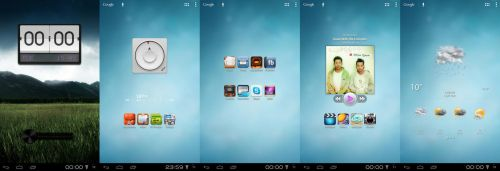 Acer Iconia A100 by lesa0208