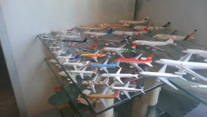 MY AIRLINERS COLLECTION 1/500 ZONE by victordragon747