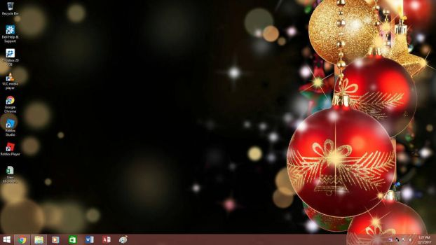 Christmas on SPED's Win8.1 by jcpag2010