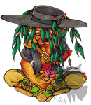 Character bio - Willow Hollowtree by Franken-Fish