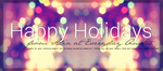 Everyday Quotes: Happy Holidays by sugarnote