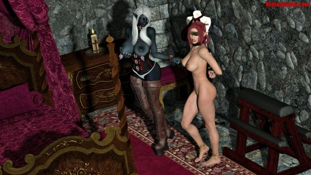 RLA Miniset 41 DA Preview by redleatherart