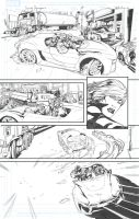 Secret Avengers sample page 18 by jakebilbao