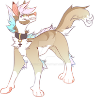 Pastel doge (CLOSED) by n00ney