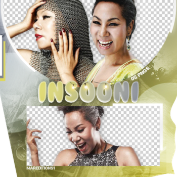 /PACK PNG/ INSOONI. by MarEditions1