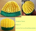 ''Dandelion'' Beanie by MoonyMina