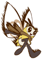 Ribombee by DoctorNuclear