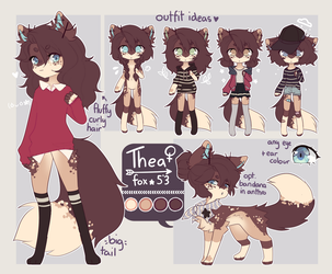 thea ref // august 2018 by magpaii
