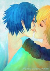 Secret Kiss_SasuNaru by clash-affinity
