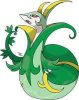 Serperior by Xous54