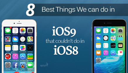 8 Things We Can Do in iOS9 That can't in iOS8 by jameswilliam723