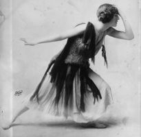 Vintage Stock - Flapper2 by Hello-Tuesday