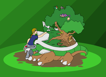 Moving Forest by NezuKunoichi