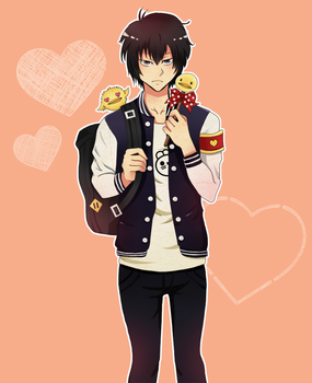 Hibari: Super Duper Cute. by Dapsse