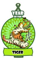 Year of the Tiger by ElementJax