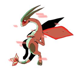 Flygon by 40451