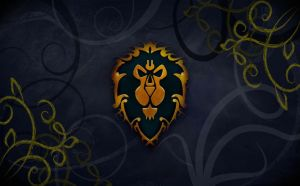 WOW Alliance Wallpaper by Fre-Photography