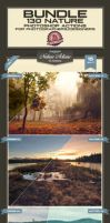 Nature Photoshop Actions - Premium! by baturaN