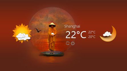 TODAY WEATHER v.2 by adni18