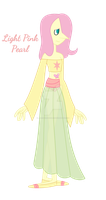 MLP/SU - Light Pink Pearl by creepypastaFran