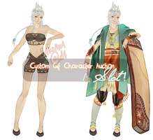 Auction 003 [CLOSED]: Custom Gif Adopt by sakonma-adopts