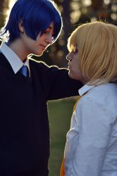 Kaito x Len by TheBlestSlumbergold