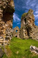 Thirlwall Castle by newcastlemale