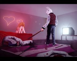 hotline miami by ChestyMcGee