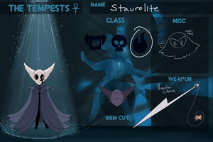 The Ghost - Gem Quest Tempest Application by KnightlyMoon
