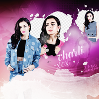 Charli XCX Png Pack #17 by Fenty34000