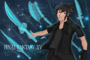 Noctis - Armiger Arsenal by createandshow0407