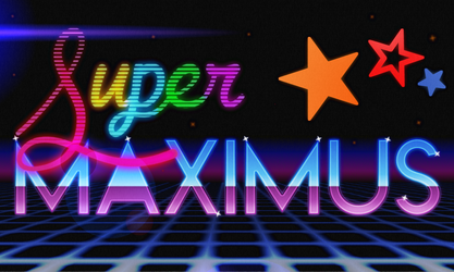 Super Maximus Logo Remake by jon2nson