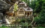 Wildly romantic House I by pingallery