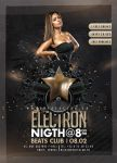 Electron Night Flyer by n2n44