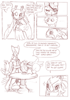 Foreign Shadows  page 13 draft by ChillySunDance