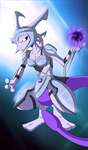 Mewtwo Oc Mewfii By Natty35 by Anthan