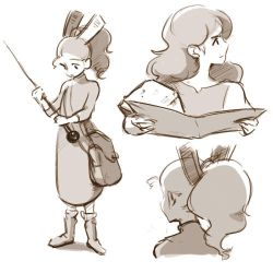 Arrietty by airbax