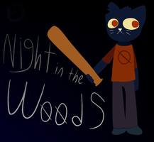 .:Night In The Woods:. by StrawberryMistro