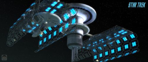 A Stop At Starbase Yorktown by AL-Proto